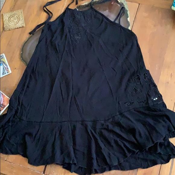 Free People Dresses & Skirts - Free People Sexy Black Dress